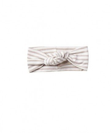 BABY TURBAN STRIPE