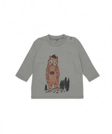 CAMISETA M/L ADVENTURE BEAR