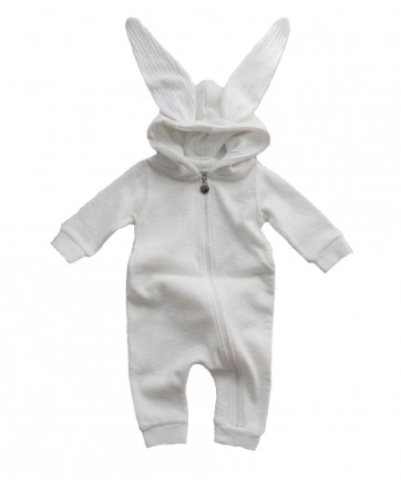RABBIT SUIT BEIGE
