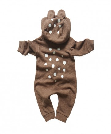 BAMBI SUIT BROWN