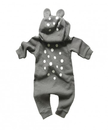 BAMBI SUIT GRAY