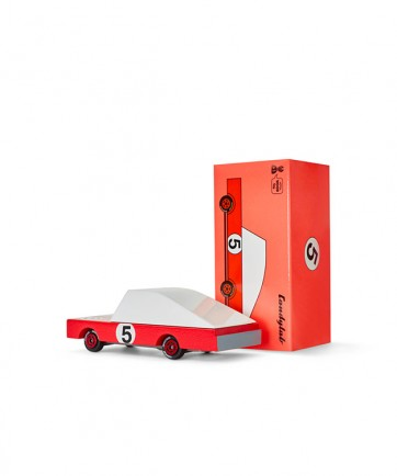 CANDYCAR RED RACER