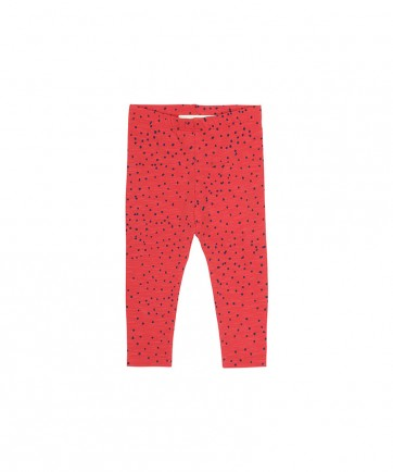 LEGGING MARS RED